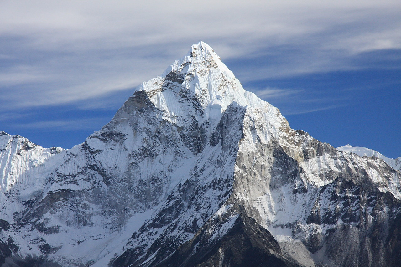 Another perspective of Ama Dablam