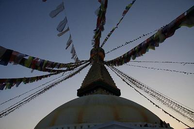 Bodinath, Kathmandu - Nepal's Largest Buddhist Stupa