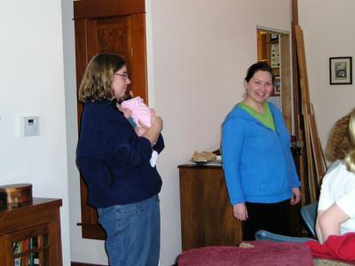 Kim, Alison, and Sister