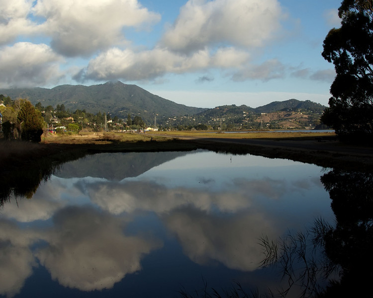 09-19-08 Mt Tam Reflection
