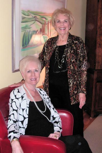 Ursula and Nonna