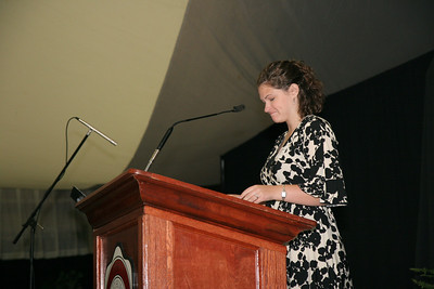 The Christian Service Organization held a dinner in the Paul Porter Arena; September 11, 2008.