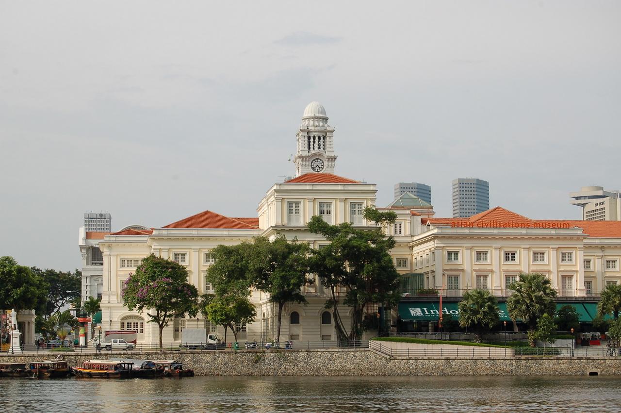 Singapore waterfront 2