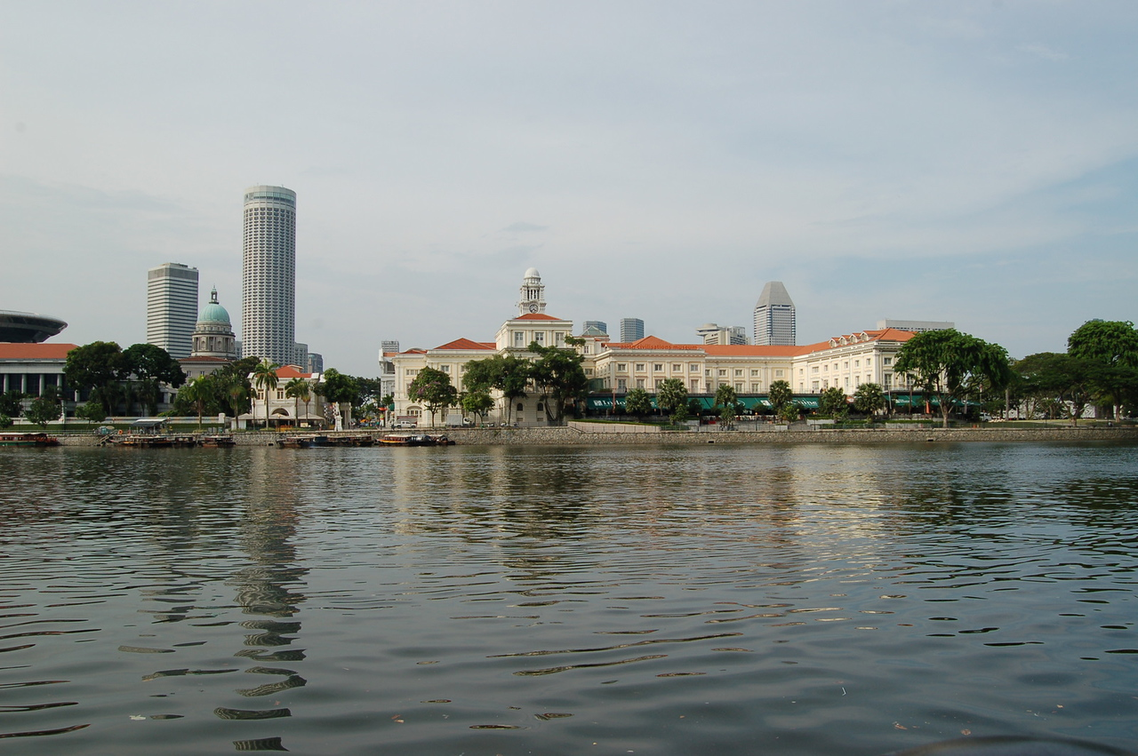 Singapore waterfront 1