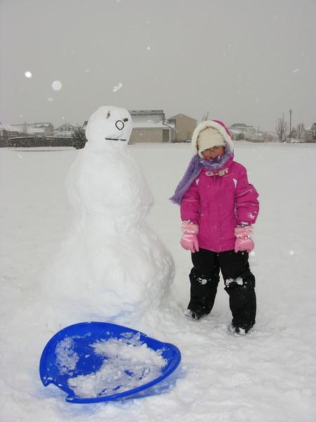 Snow! - November 2008