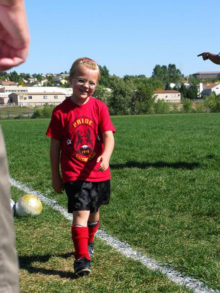 Soccer - Fall 2008