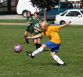 Soccer Game 09/27/2008