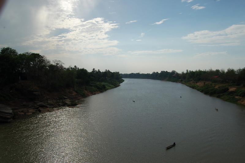 Mekong at Pakse