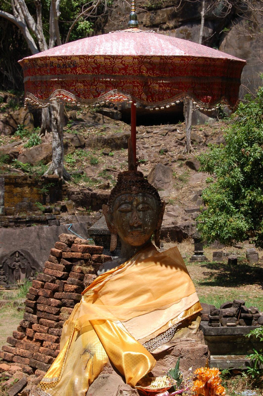Champasak Buddha