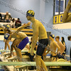 Newburgh Free Academy Boys Swim team won their match against Middletown on December 10, 2008.