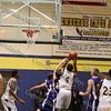 Newburgh Free Academy Boys Varsity Basketball team took on Washingtonville on Tuesday, December 9, 2008 at NFA. #4 Michael McCloed