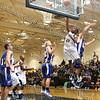 Newburgh Free Academy Boys Varsity Basketball team took on Washingtonville on Tuesday, December 9, 2008 at NFA. #25 Raymar Davis