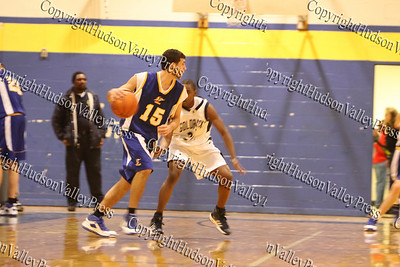 Newburgh Free Academy Boys Varsity Basketball team took on Washingtonville on Tuesday, December 9, 2008 at NFA. #15 Jeff Cochi