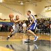 Newburgh Free Academy Boys Varsity Basketball team took on Washingtonville on Tuesday, December 9, 2008 at NFA. #3 Marcus Hendersen