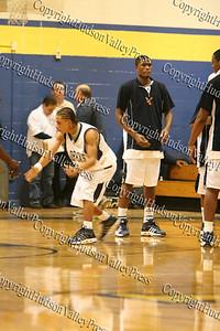 Newburgh Free Academy Boys Varsity Basketball team took on Washingtonville on Tuesday, December 9, 2008 at NFA.