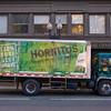 Making deliveries on Tremont Street.