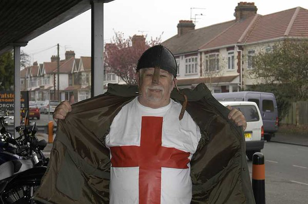 St Georges Sunday 2008