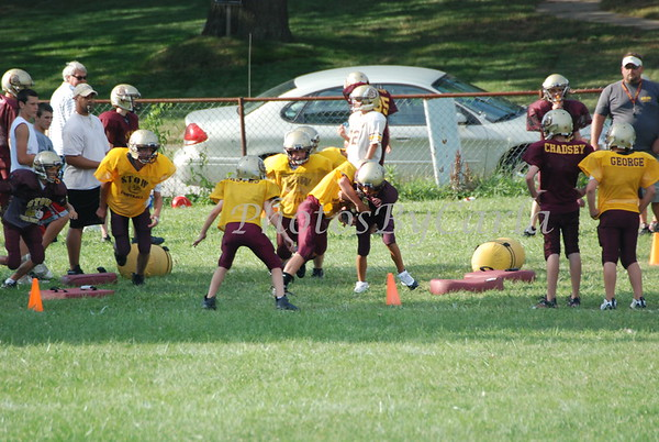Stow Youth Football - 2008