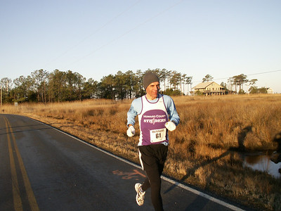 Striders At: Lower Potomac River Marathon