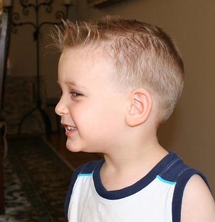 Stylish Haircut