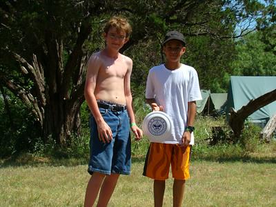 2008 Summer Camp at Constantin