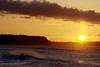 Sunrise on Lawrencetown Beach