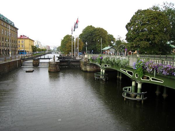 Sweden and Germany, September 2008