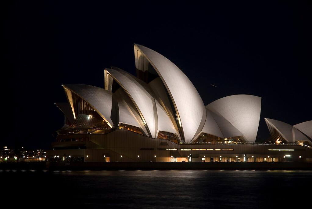 Australia's Sydney Opera House