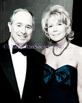 Steven Schwarzman, Christine Schwarzman attend The Frick Collection Autumn Dinner 2008 on Monday, October 20, 2008 at The Frick Collection, 1 East 70th Street, New York City, NY 10021. 10021 (PHOTO CREDIT: ©2008 Manhattan Society.com by Gregory Partanio)