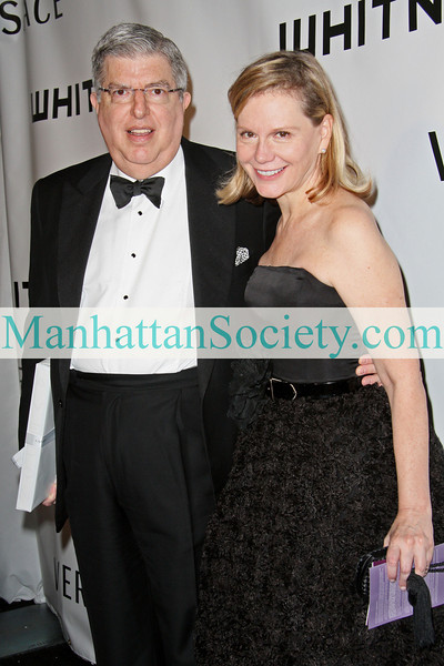 """New York - October 20: Marvin Hamlisch (L) at The Whitney Museum of American Art's Gala and Studio Party """"Whitney Ð Past, Present and Future"""" at The Whitney Museum on Monday, October 20, 2008 in New York, NY.  (Photo by Steve Mack/Manhattan Society)"""