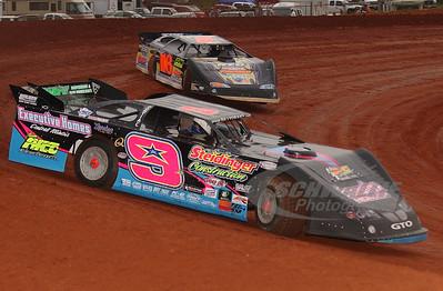 Billy Drake and Randy Weaver