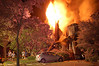 Teaneck 8-9-08 : Teaneck fatal 3rd alarm at 161 Sherman Ave. on 8-9-08.