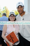 Jennifer Alpert, John Starks attend The 13th Annual John Starks Celebrity Classic Monday, September 8, 2008, Old Oaks Country Club, 3100 Purchase Street, Purchase, New York