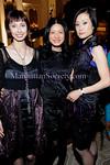 Melissa Chiu, Vivienne Tam & Ida Liu