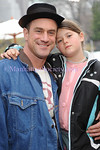 Chris Meloni with Daughter Sophia