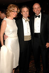 NEW YORK - JUNE 17:Mr. & Mrs. Gregory J. Fleming with Robert F. Arning, Managing Partner, New York Office & Northeast Area KPMG LLP attend The American Cancer Society Third Annual Corporate Cares Gala Honoring Gregory J. Fleming of Merrill Lynch on Tuesday, June 17, 2008 in New York City at the Mandarin Oriental Hotel, 80 Columbus Circle at 60th Street on Manhattan's Upper West Side  (Photos by Christopher London ©2008 ManhattanSociety.com)