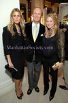 NEW YORK-OCTOBER 23:Eleanor Ylvisaker, Mark Gilbertson, Katie Zorn Hand attend The Associates Committee of Fountain House Fall Fete at Valentino Boutique, 747 Madison Avenue at 65th Street, New York City on Thursday, October 23, 2008 (Photo Credit: Christopher London/ManhattanSociety.com)