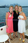 Lindsay Myers, Director of The Community Coalition and the Myers Sisters attend The Community Coalition 7th Annual Benefit Aboard the Forbes Highlander Yacht in New York City on Tuesday, July 8, 2008. PHOTO CREDIT: Copyright © 2008 Manhattan Society.com by Gregory Partanio