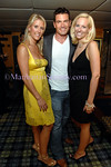 Megan Turner, Aiden Turner, Catherine Forbes attend The Community Coalition 7th Annual Benefit Aboard the Forbes Highlander Yacht in New York City on Tuesday, July 8, 2008. PHOTO CREDIT: Copyright © 2008 Manhattan Society.com by Christopher London