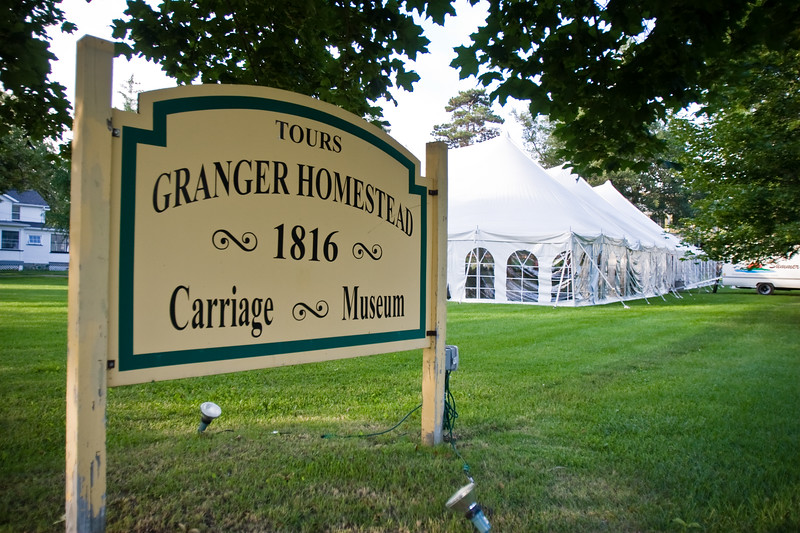 Canandaigua NY Photographers Granger Homestead