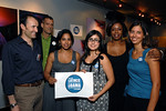 "NEW YORK-AUGUST 27: <a href=""http://www.nylatinosforobama.com/Home.html"" target=""_blank"">New York Latinos For Obama</a> attend MIXING FOR CHANGE In Support of Senator Barack Obama & Obama Victory Fund presented by The DNC Trailblazers & GO NYC at MANSION, 530 West 28th Street, New York City on Thursday, August 27, 2008 (Photo Credit: Christopher London/ManhattanSociety.com)"