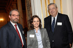 Ignacio Garijo-Garde Chairman Spain -US Chamber of Commerce, Melissa Brown Deputy Director Spain-U.S. COC , Robert Dilenschneider