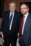 Robert Dilenschneider & Ignacio Garijo-Garde<br /> Chairman Spain -US Chamber of Commerce