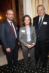 Ignacio Garijo-Garde Chairman Spain -US Chamber of Commerce, Melissa  Brown Deputy Director Spain-U.S. COC  , Robert Dilenschneider