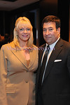 NEW YORK-OCTOBER 21: Margo Catsimatidis, Mark Simone attend The GUARDIAN ANGELS Fall Cocktail Reception, at the The Mandarin Oriental, 80 Columbus Circle at 60th Street, 36th Floor- Lotus Suite, New York, NY on Tuesday, October 21, 2008 (Photo Credit: Gregory Partanio/ManhattanSociety.com)
