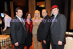 NEW YORK-OCTOBER 21: Mark Simone, Mary Sliwa, Margo Catsimatidis, John Catsimatidis, Curtis Sliwa attend attend The GUARDIAN ANGELS Fall Cocktail Reception, at the The Mandarin Oriental, 80 Columbus Circle at 60th Street, 36th Floor- Lotus Suite, New York, NY on Tuesday, October 21, 2008 (Photo Credit: Gregory Partanio/ManhattanSociety.com)