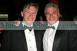 NEW YORK - May 12: President of Vornado Realty Truste Michael Fascitelli (R) attends The Harvard Business School Club of New York's 41st annual Leadership Dinner at Cipriani 42nd Street in New York City.  (Photo: Manhattan Society by Steve Mack).