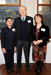DSC_4546<br /> <br /> Italian Trade Commission Juliet Cruz, Augusto Marchini, Alessandra Vighetto