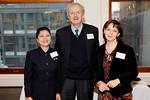DSC_4543.JPG<br /> <br /> Italian Trade Commission Juliet Cruz, Augusto Marchini, Alessandra Vighetto