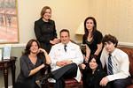 Phyllis Cesarini, Dr. Nemeth,  Dr. Garvey, Jackie Minnock, Marianne DeAngelis